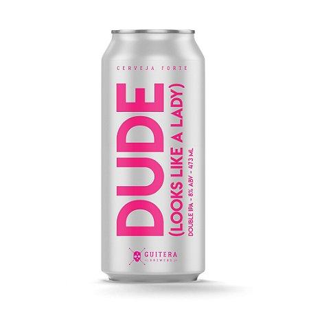 Dude (Looks Like a Lady) - Double IPA - 473 ml