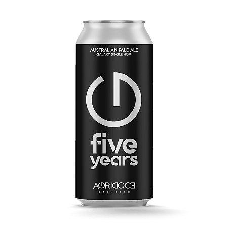 Five Years - Australian Pale Ale - 473 ml