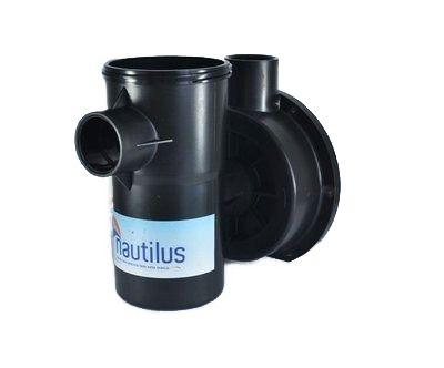 Corpo da bomba com Pré-Filtro NAUTILUS