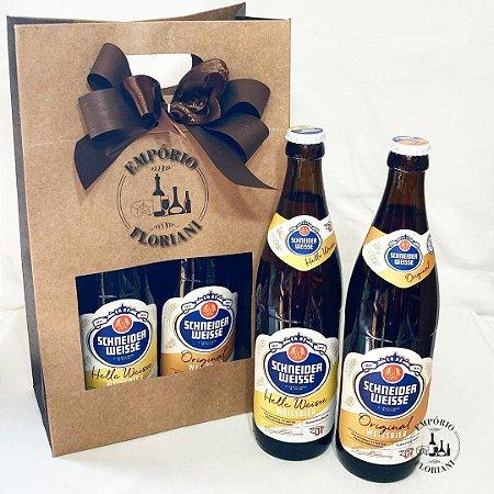 Kit cerveja Alemã Schneider Weisse