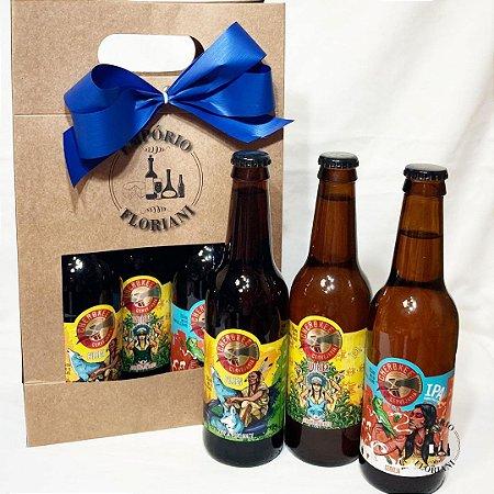 Kit cerveja artesanal Cherokee