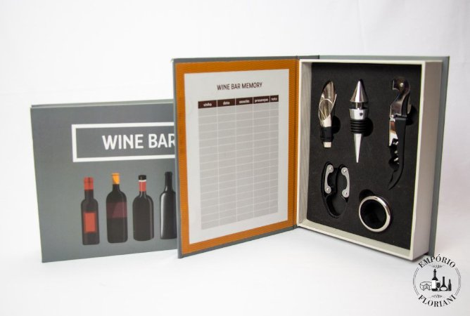Kit sommelier Wine Bar