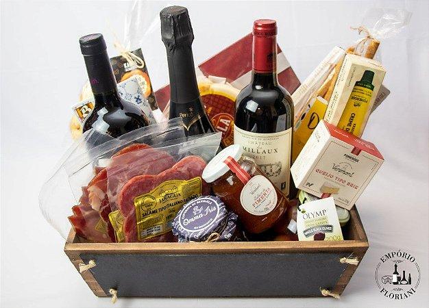 "Cesta gourmet ""Wine Experience"""