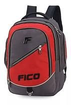 Mochila Fico Luxcel  Vermelha MJ48619FC-VM
