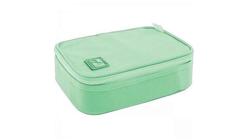 Estojo Tilibra Academie Box 1f Verde