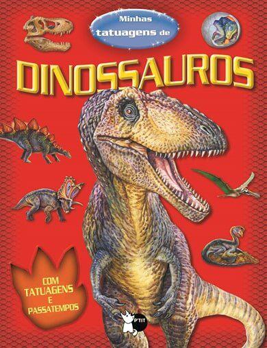 Minhas tatuagens de dinossauros
