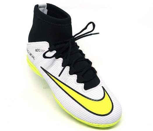 Chuteira Nike Mercurial Cano Alto Society - Shop Mix Barato 984b2956c981a