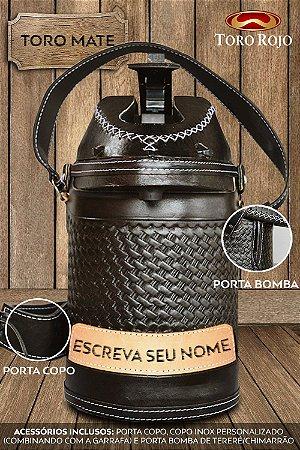 Garrafa Mate Premium Black Snake