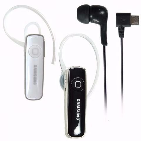 Fone Ouvido Sem Fio Bluetooth Samsung Galaxy S5 S6 S7 S8 S9