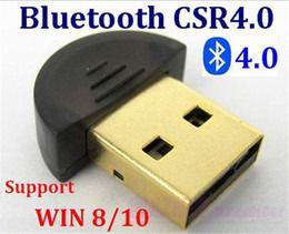 Ultra-mini Adaptador Usb Bluetooth 4.0 Csr Edr Muito Rápido