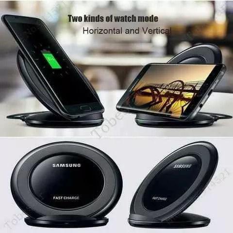 Carregador Wireless Sem Fio Samsung Fast Charge universal