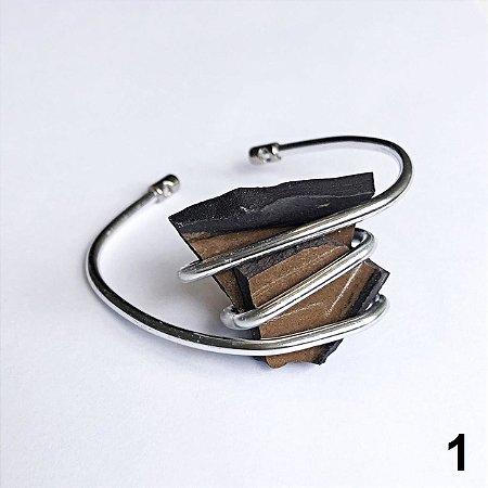 Bracelete Volver Café
