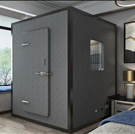 Cabine Acústica Gold Premium (Grey)