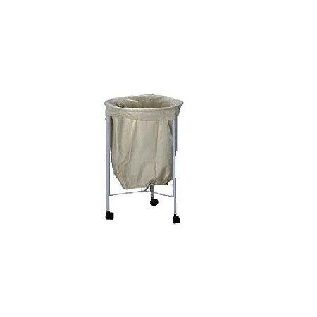Suporte de  Hamper Hospitalar 150 litros aço