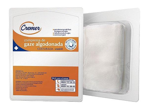 Compressa de Gaze Algodonada