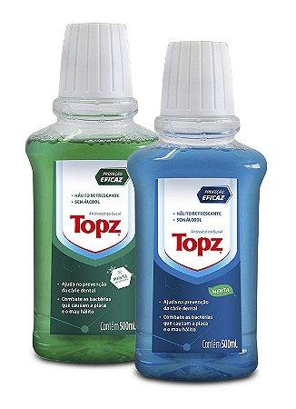 Antisséptico Bucal Topz