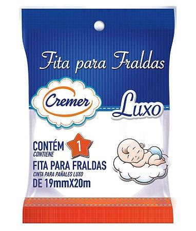 Fita Fralda Azul 19mmx20m