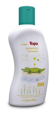 Shampoo Camomila Topz Baby 200ml