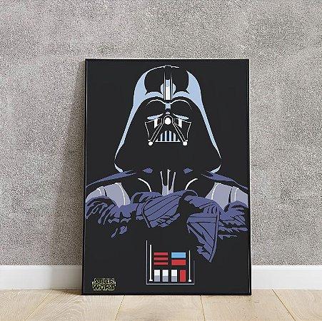Placa decorativa Star Wars 6
