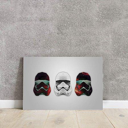 Placa decorativa star wars 7