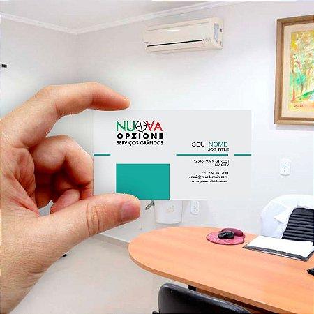 Cartão de visita para Empreendedores 6 - Econômico - 1000 unidades
