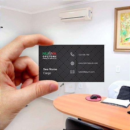 Cartão de visita para Empreendedores 10 - Econômico - 1000 unidades