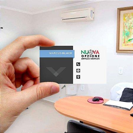 Cartão de visita para Empreendedores 22 - Econômico - 1000 unidades