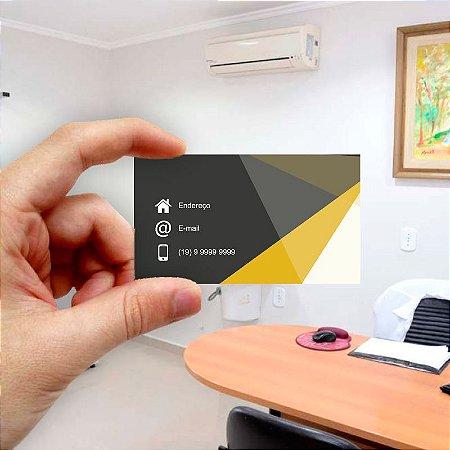 Cartão de visita para Empreendedores 27 - Econômico - 1000 unidades