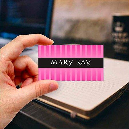 Cartão de visita Mary Kay 5 Profissional