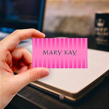Cartão de visita Mary Kay 6 Profissional