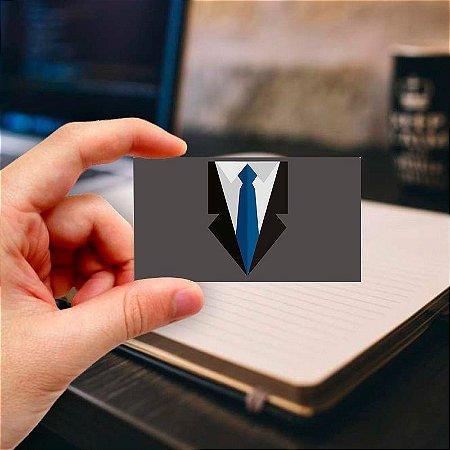 Cartão de visita para Advogado 4 - Profissional