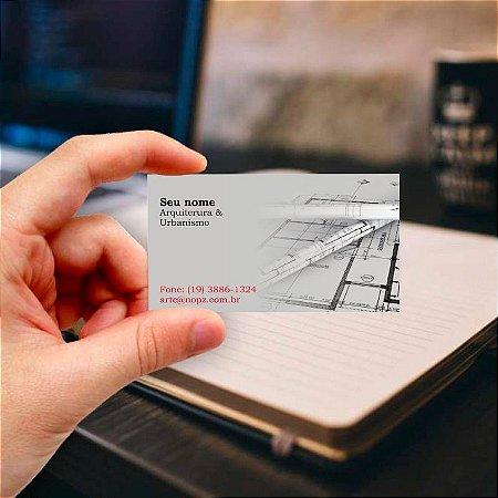 Cartão de visita para Arquiteto 1 - Profissional
