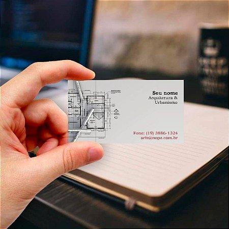 Cartão de visita para Arquiteto 8 - Profissional
