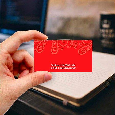 Cartão de visita para Nutricionista 11 Profissional