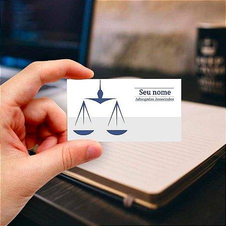 Cartão de visita para Advogado 6 - Profissional