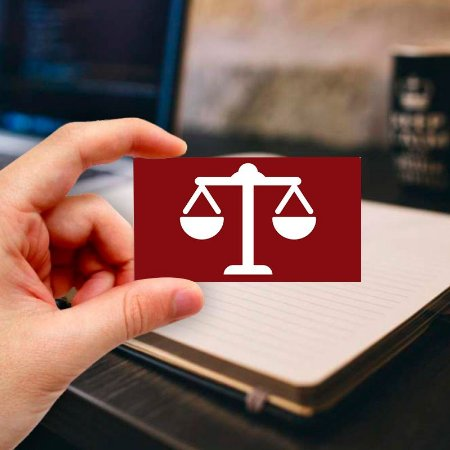 Cartão de visita para Advogado 7 - Profissional