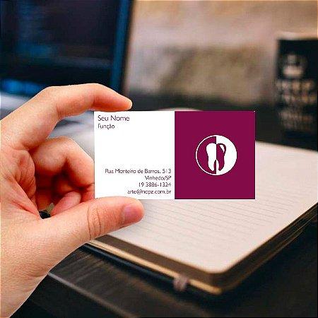 Cartão de visita para Dentista 20 - Profissional