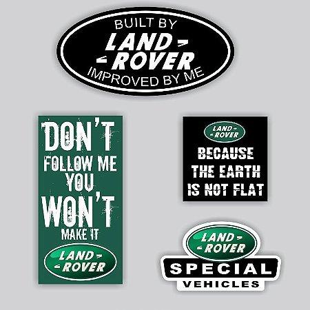 Kit Adesivos Land Rover