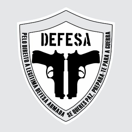Adesivos Defesa