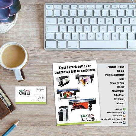 Kit Cartões e Folhetos