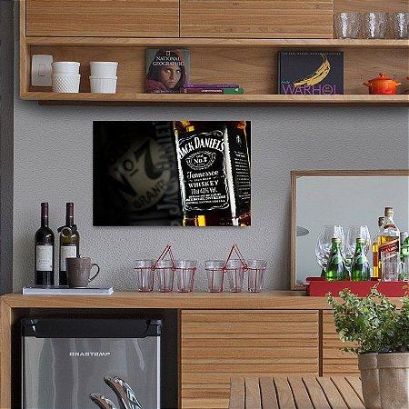 Placa decorativa Whisky