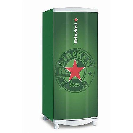 Adesivo de geladeira Heineken 3