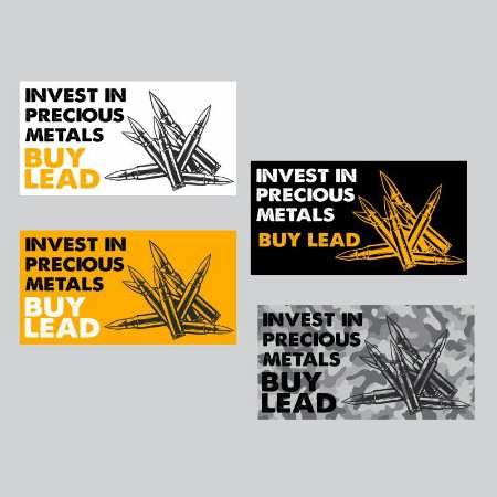 Kit Adesivos invest in precious metal buy lead