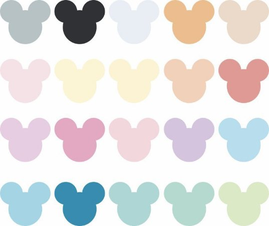 Adesivo Decorativo Mickey