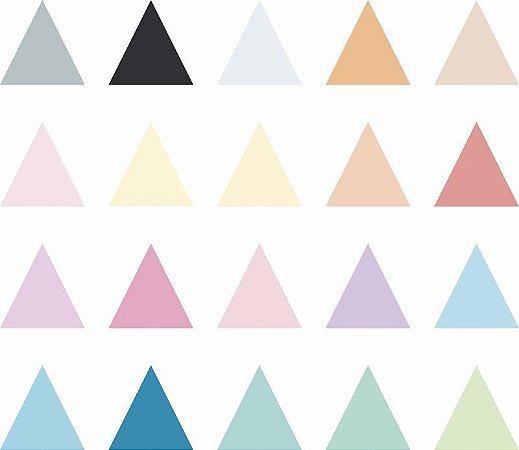 Adesivo Decorativo Triângulo