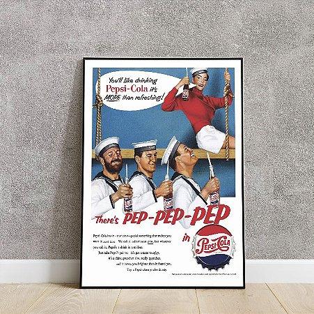 placa decorativa da Pepsi-cola 2