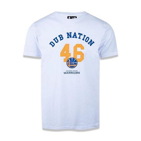 Camiseta New Era Essential Dub Nation