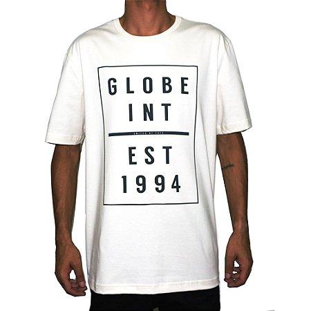 Camiseta Básica Globe Established