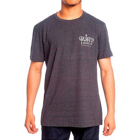 Camiseta Rusty Trippe Preto