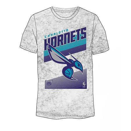 Camiseta NBA Marmorizada Charlotte